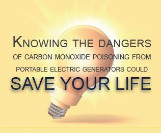 Porable Generator Safety ESFi pamphlet image II 10-2014