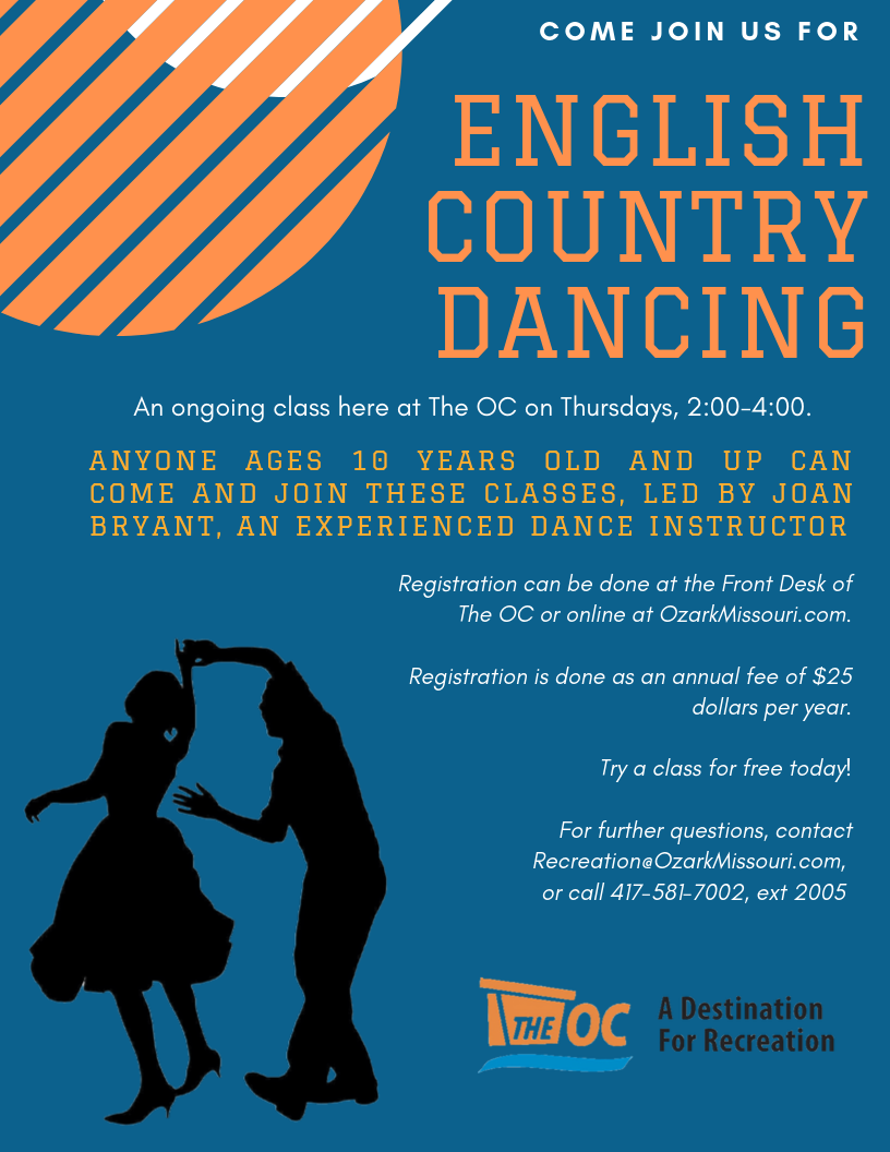 Country Dance Flyer